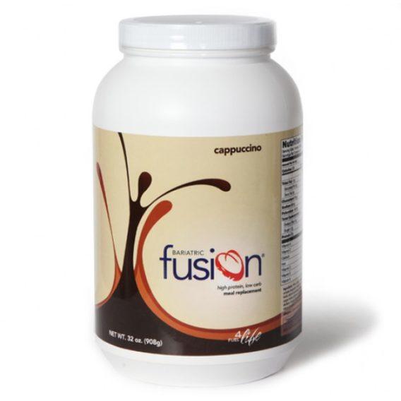 Bariatric Fusion 32 oz Tub | Cappuccino