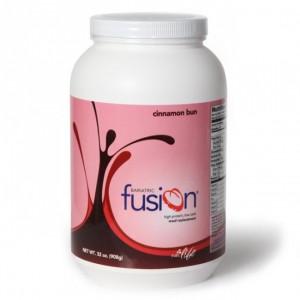 Bariatric Fusion 32 oz Tub | Cinnamon Bun