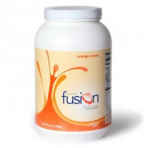 Bariatric Fusion 32 oz Tub | Orange Cream