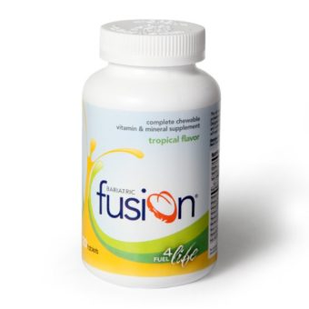 Bariatric Fusion Vitamin & Mineral Supplement | Tropical Flavor 120 Tabs