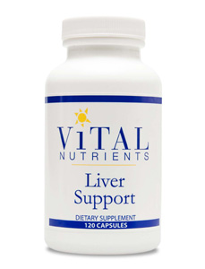 Liver Support 120 Caps