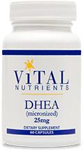 DHEA 25 mg 60 Caps