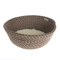 Cat Basket Grey