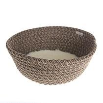 Cat Basket Grey