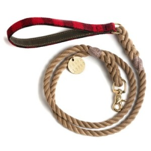 Buffalo Plaid Leash