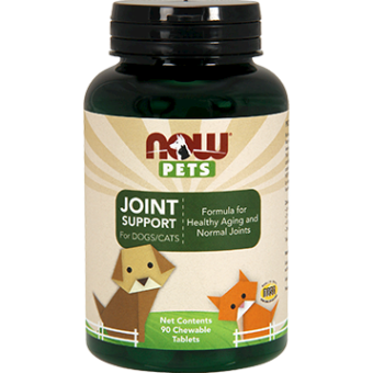 Joint support for pets